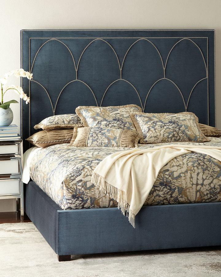 BernhardtBernhardt Arista Upholstered King Bed
