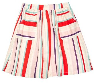 Girl's Margherita Print Skirt $35 thestylecure.com