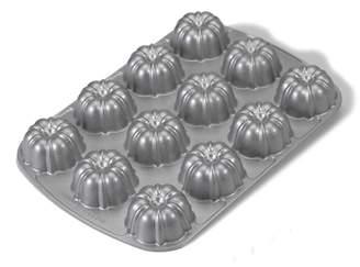Nordicware Mini 12-Count Brownie Bundt Pan