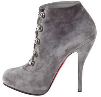 dc967f3c3f7 Christian Louboutin Button Shoes - ShopStyle