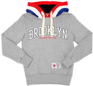 Fred Mello Brooklyn Cotton Sweatshirt Hoodie