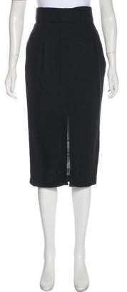 Apiece Apart A-Line Midi Skirt