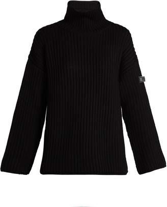 Miu Miu Roll-neck wool sweater
