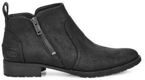 UGG Aureo Suede Ankle Boots