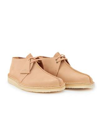 6cf69157b6a6 Clarks Desert Trek Suede Shoes Colour  Light Tan