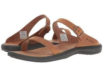 Columbia Caprizee Slide Nubuck Women's Slide Shoes
