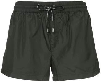 Dolce & Gabbana drawstring fitted swim shorts