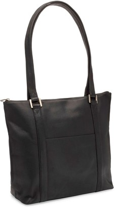 Le Donne Leather City Pocket Tote