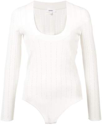 Barbara Casasola scoop neck jumper