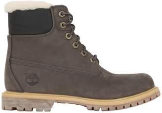Timberland 20mm Classic Nubuck Boots
