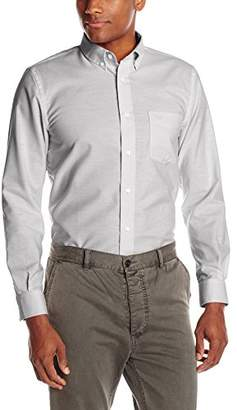 Dockers Oxford Long Sleeve Button Front Shirt