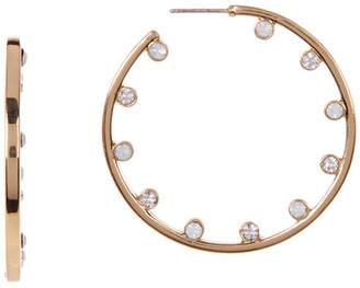 BAUBLEBAR Carousel Hoop Earrings $28 thestylecure.com