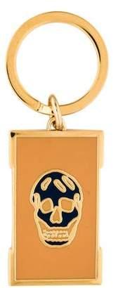 Alexander McQueen Skull Keychain