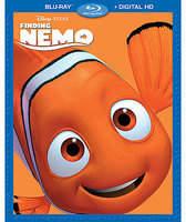 Disney Finding Nemo Blu-ray