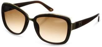 Escada Sunglasses SES750-300X Rectangular Non-Polarized Sunglasses