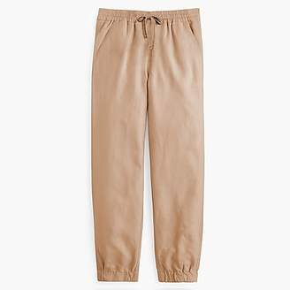 J.Crew Point Sur seaside pant in linen