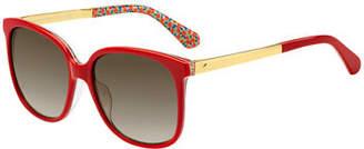 Kate Spade Mackenzee Square Sunglasses