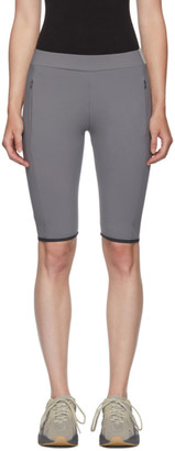 A-Cold-Wall* A Cold Wall* Grey Legging Shorts