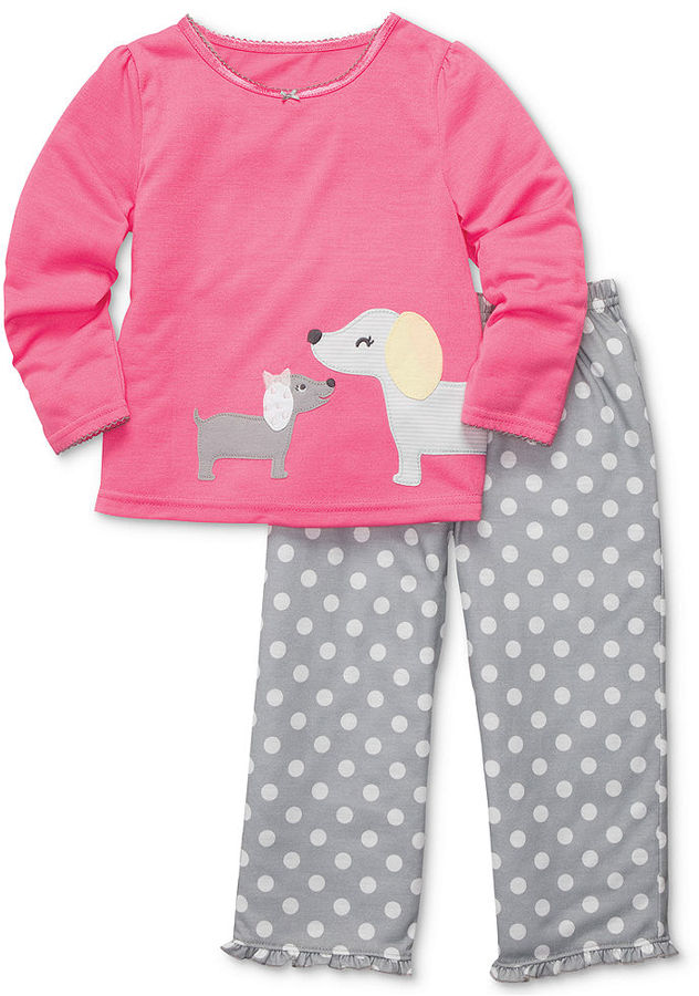 Carter's Kids Pajamas, Toddler Girls 2-Piece PJs