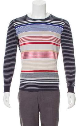 Kenzo Striped Crew Neck Sweater