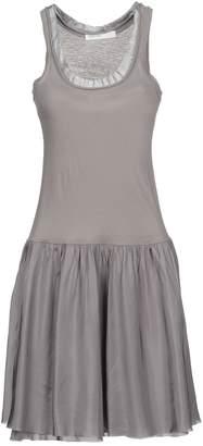 Sacai LUCK Short dresses