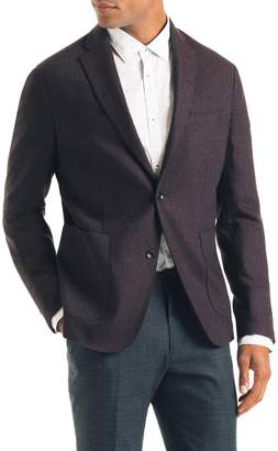 Good Man Brand Downtown Trim Fit Stretch Wool Blend Sport Coat