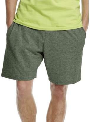 Hanes Men's Jersey Pocket Shorts