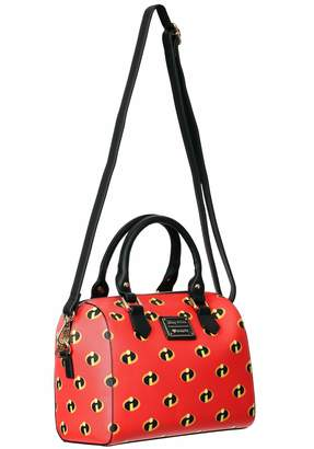 Loungefly Disney Incredibles Satchel Crossbody Bag
