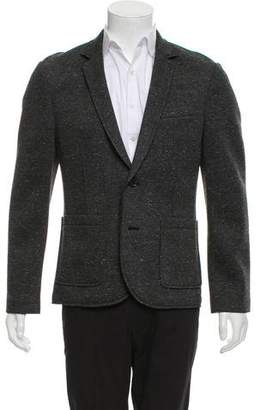 ATM Anthony Thomas Melillo Notch-Lapel Neoprene Blazer