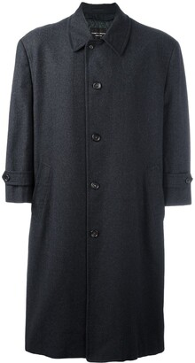 Comme des Garcons Pre-Owned single breasted oversized coat