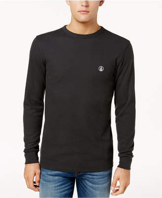 Volcom Men Juan Largo Thermal Long-Sleeve T-Shirt