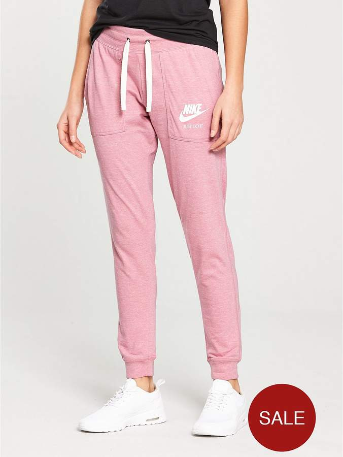 Sportswear Gym Vintage Pant - Pink