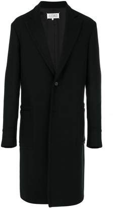 Maison Margiela tailored fitted coat