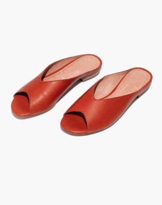 Madewell The Tavi Slide Sandal
