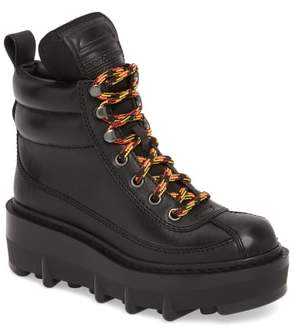 Marc Jacobs Lace-Up Hiker Boot