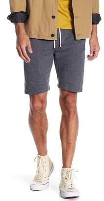 Sovereign Code Undont Heathered Knit Shorts