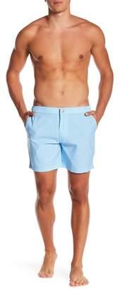 Trunks Mosmann Australia Pinstripe Tailor Made Swim Shorts