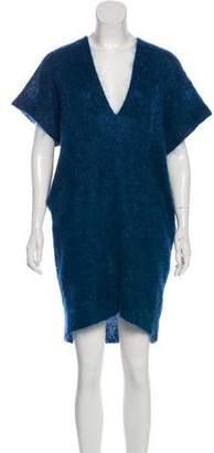 Zero Maria Cornejo Mohair Sweater Dress