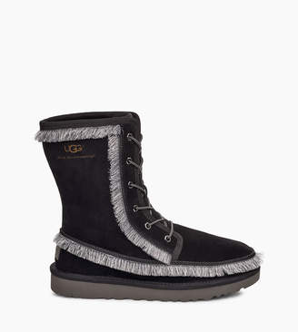 UGG Riki Lace Tall White Mountaineering Boot