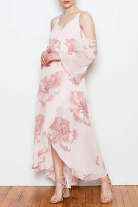 Ark & Co Floral Maxi Dress