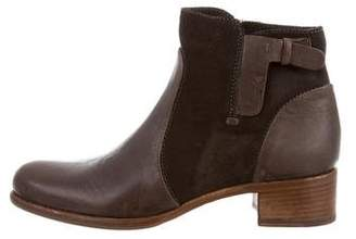 Alberto Fermani Viola Leather Ankle Boots w/ Tags