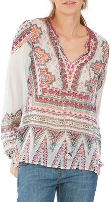 Hale Bob Beaded Tunic