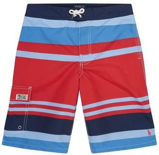 Polo Ralph Lauren Striped Swim Shorts
