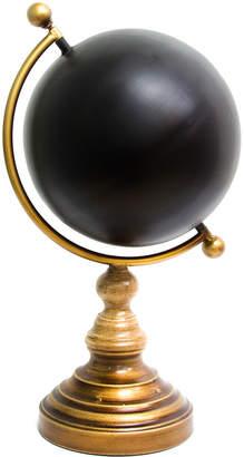 Stratton Home Decor Chalkboard Globe Table Top Decor