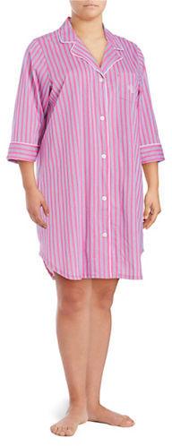 Lauren Ralph LaurenLauren Ralph Lauren Plus Nightgown