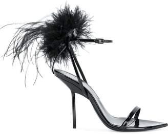 Saint Laurent Iris sandals