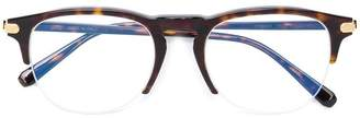 Brioni square shaped glasses