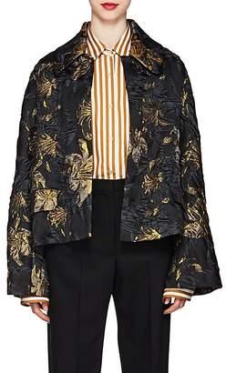 Dries Van Noten Women's Floral Jacquard Jacket