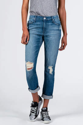 Black Orchid Denim Harper Skinny Boyfriend Jeans