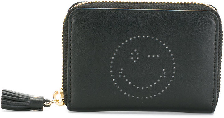 Anya Hindmarch Anya Hindmarch Smiley wallet